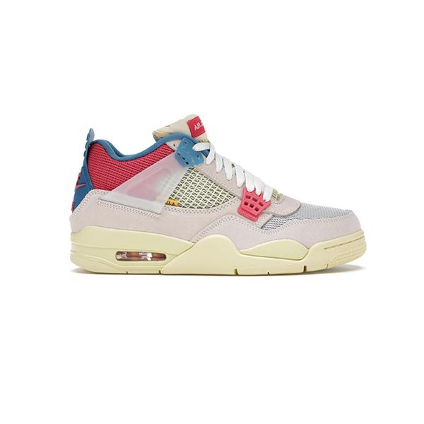 Giày Nike air Jordan 4 Retro Union Guava Ice Pk God Factory