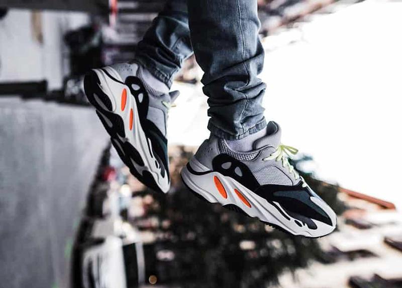 Giày Adidas Yeezy 700 V1| V2| V3 Nam Nữ Pk God Factory Chuẩn 99% So Với Chính Hãng Shop giày Swagger™