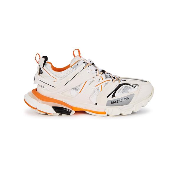 Giày Balenciaga Track 3.0 White Orange Plus Factory