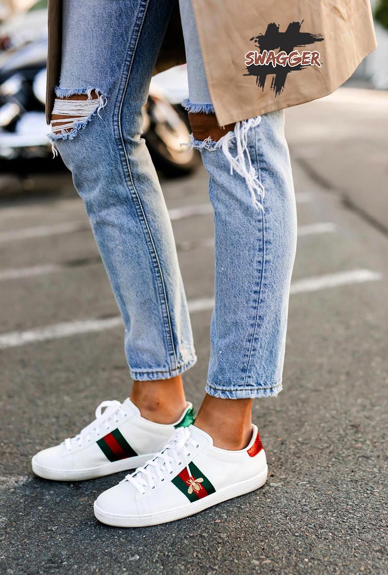 Hướng Dẫn Cách Chọn Size Giày Gucci Chuẩn Khi Mua Online chuẩn 100%