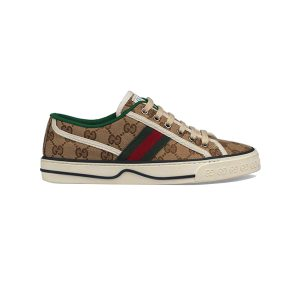 Giày Gucci Tennis 1977 Beige Like Authentic