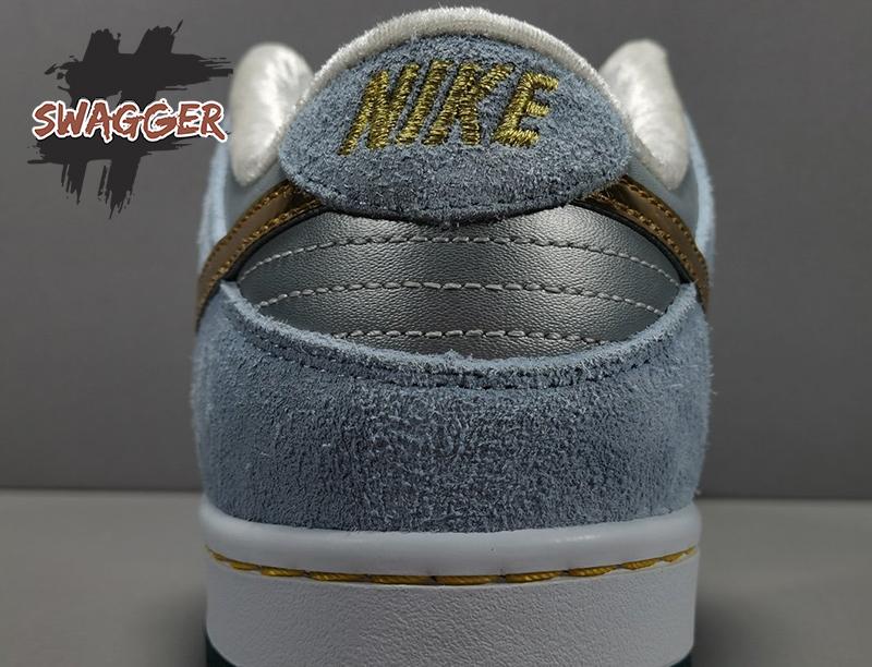 Giày Nike SB Dunk Low Sean Cliver Pk God Factory sử dụng chất liệu chính hãng chuẩn 99%