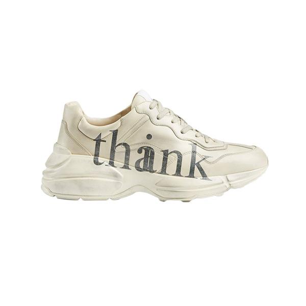 Giày Gucci Rhyton Think/Thank Like Authentic