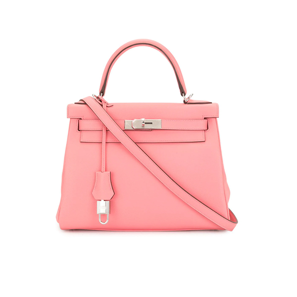 Túi Hermès Kelly Pre-owned Pink 28 Bag Like Authentic