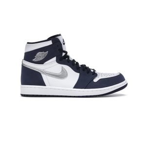 Giày Nike Air Jordan 1 Retro High COJP Midnight Navy Pk God Factory