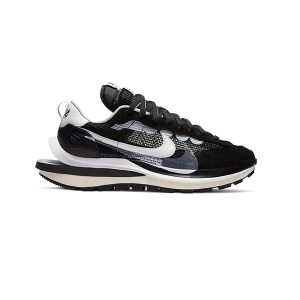 Giày Nike Sacai Vaporwaffle black white Pk God Factory