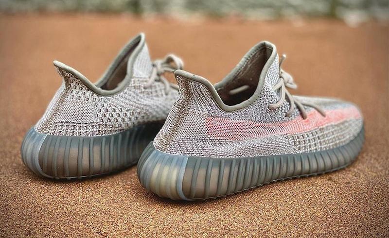 Hé Lộ Đôi Giày Adidas Yeezy Boost 350 V2 Ash Stone Ra Mắt Vào Tháng 2/2021