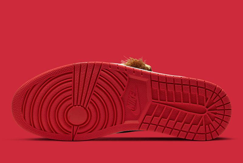 Nike Air Jordan 1 Low Chinese New Year 2021