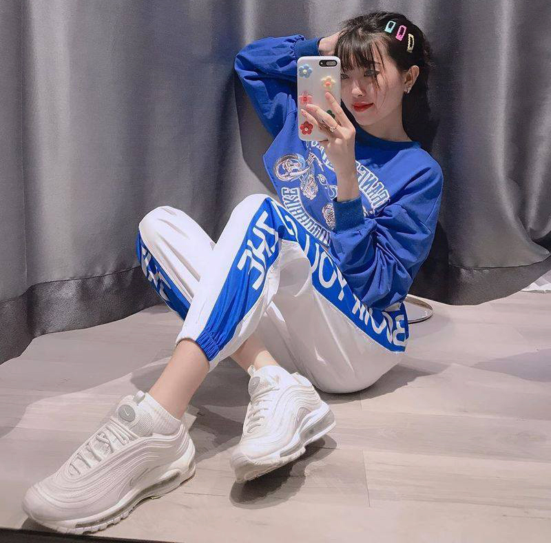 Cách Phối Đồ Với Giày Nike Air Max 97 Nam Nữ Cá Tính Và Phong Cách