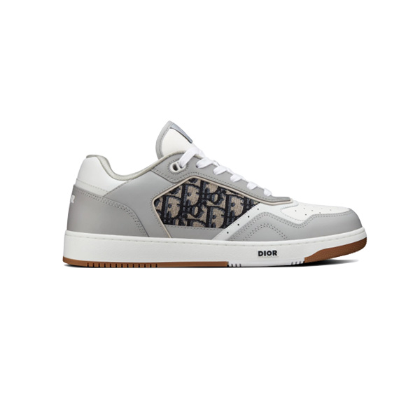 Giày Dior B27 Low Top Gray Sneaker Like Authentic