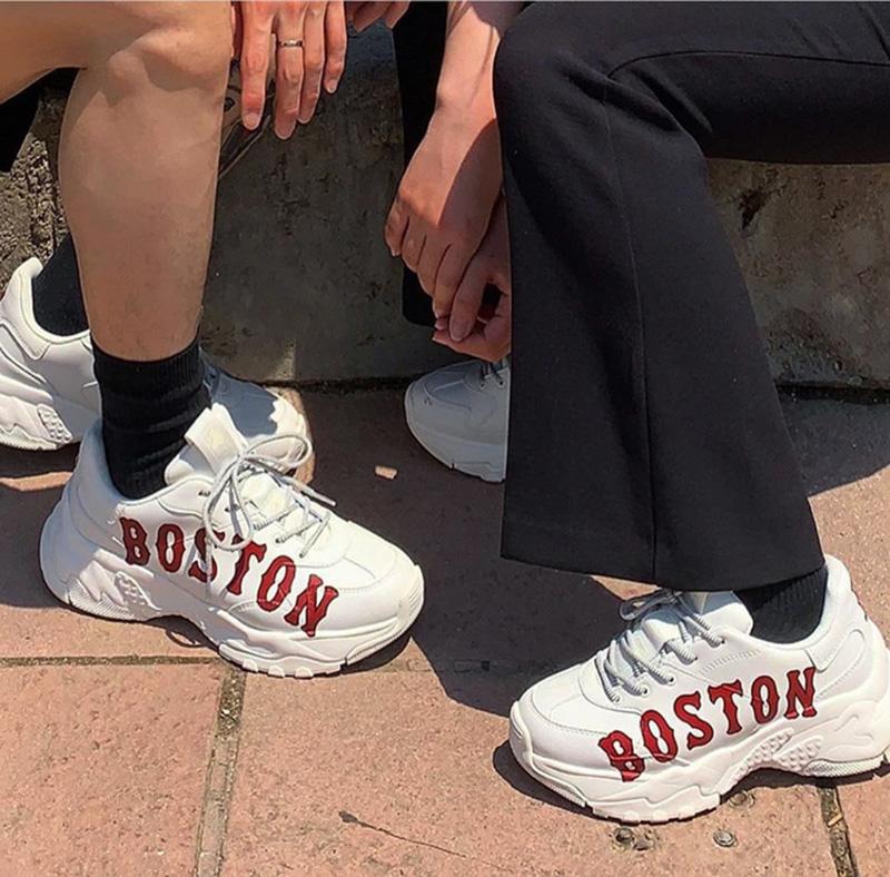 Giày MLB Boston Chính Hãng Giá Bao Nhiêu
