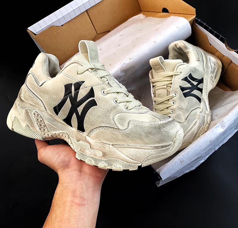 Giải Mã Sức Hút Của Đôi Giày MLB NY