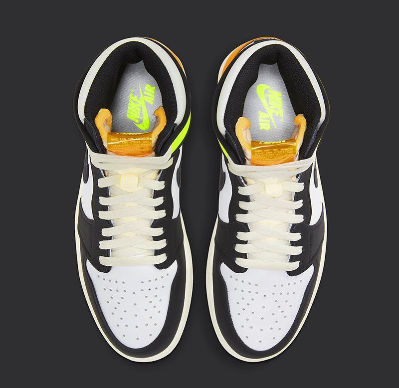 Thông Tin Phát Hành Đôi Nike Air Jordan 1 Retro High Og Volt Gold