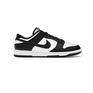 Giày nike dunk low retro white black Pk God Factory