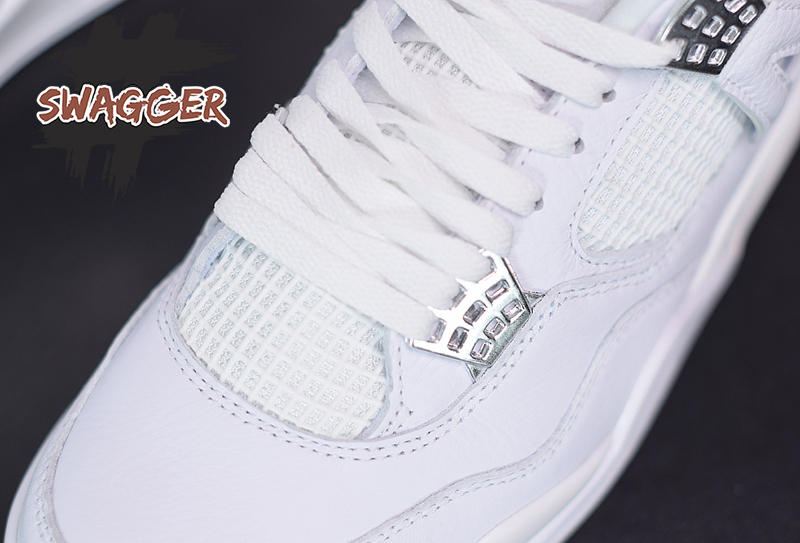 Giày Nike Air Jordan 4 Pure Money Pk God Factory