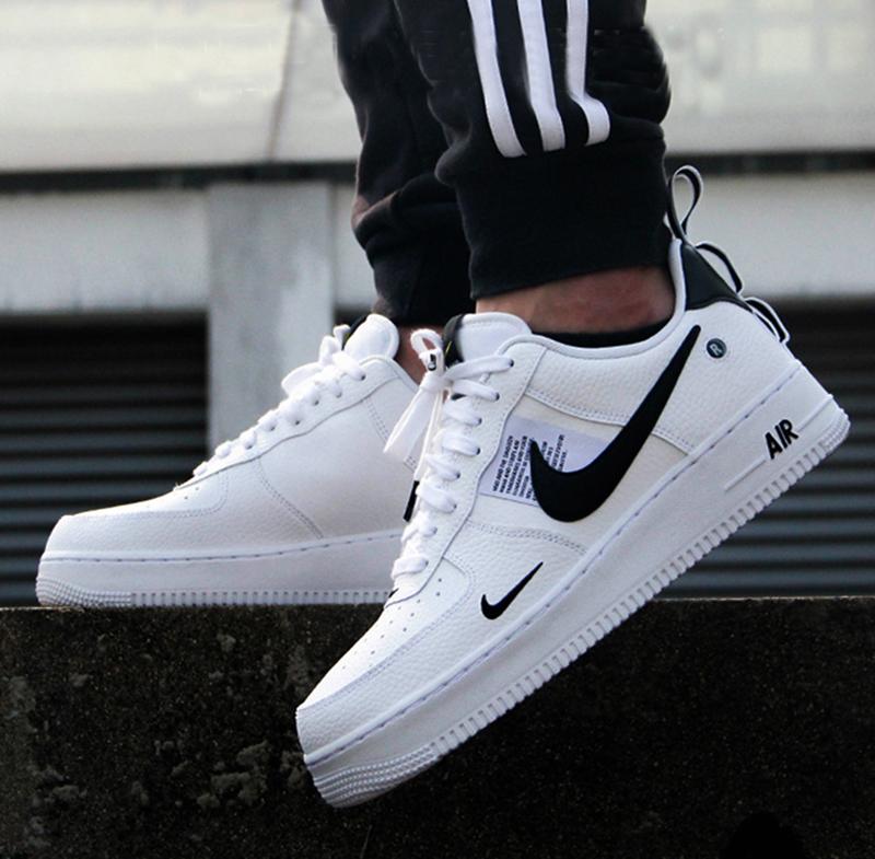 Vì Sao Đôi Giày Nike Air Force 1' 07 Lại Được Giới Trẻ Yêu Thích