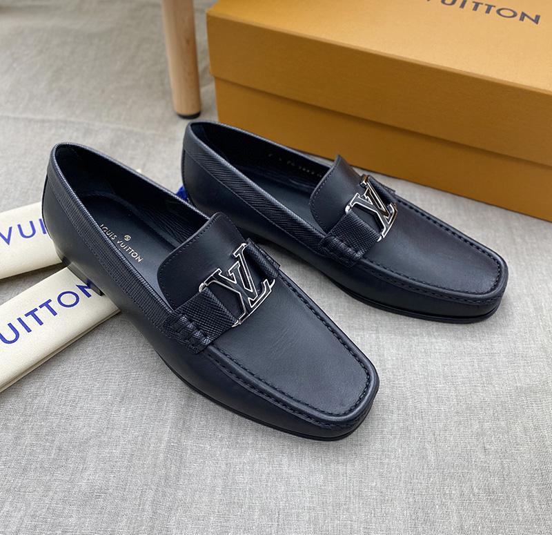 Giày Lười Louis Vuitton - Sức Hút Cá Tính Dành Cho Phái Mạnh