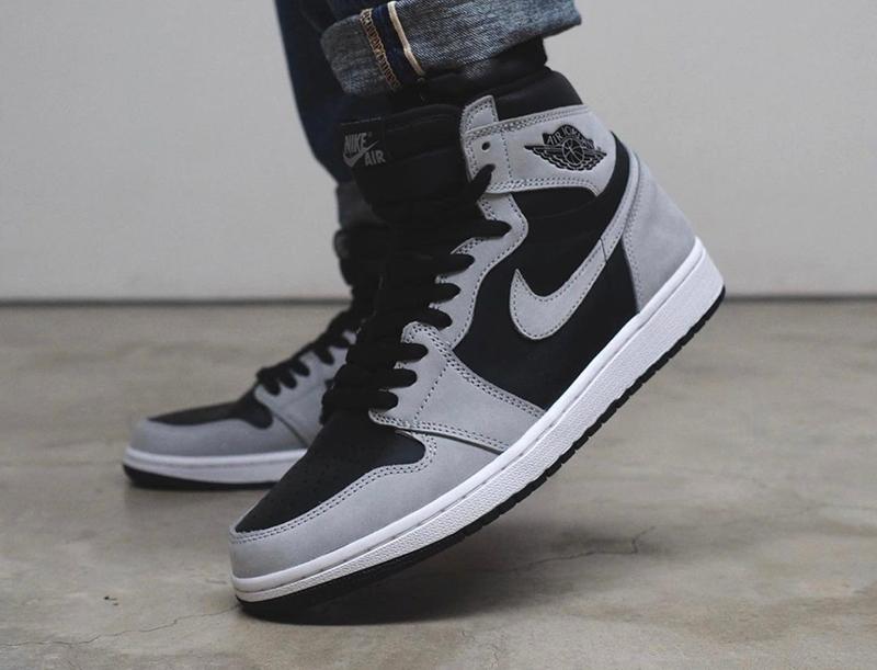 Giày Nike Jordan 1 Shadow 2.0 - Phong Cách Của Giới Trẻ