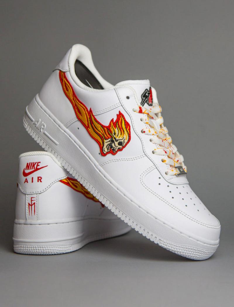 "Giày Nike Air Force 1 Custom – Phiên Bản Custom Cực ""Chất"""