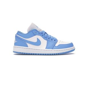 Giày Nike Air Jordan 1 Low UNC Pk God Factory