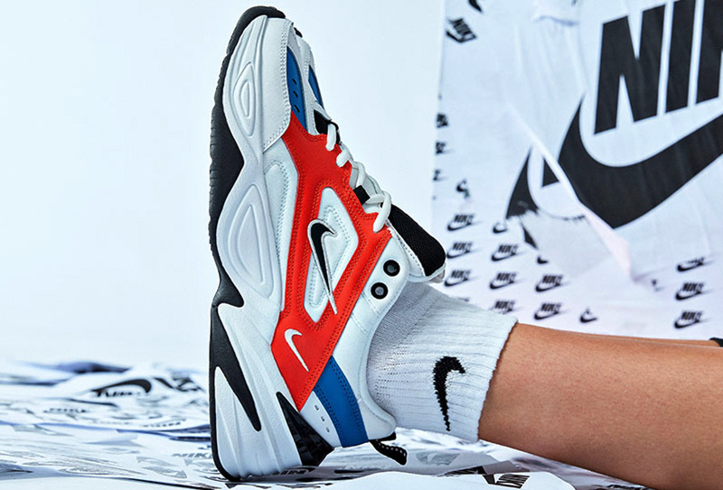 5 lý do khiến bạn không thể bỏ qua mẫu giày Nike M2k