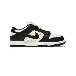 Giày Nike Sb Dunk Supreme Stars Black Pk God Factory