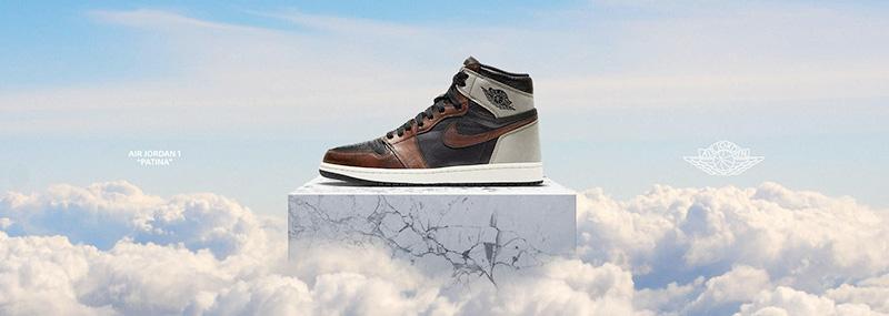 Thông Tin Chi Tiết Về Đôi Nike Air Jordan 1 Patina Chính Hãng