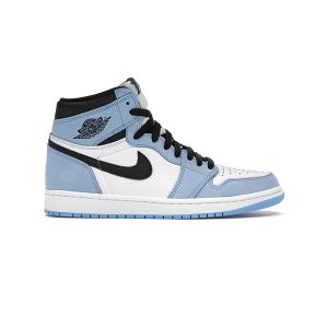 Giày Nike Air Jordan 1 High University Blue Pk God Factory