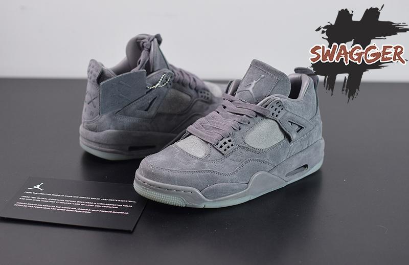 Giày Nike Air Jordan 4 Retro Kaws Pk God Factory