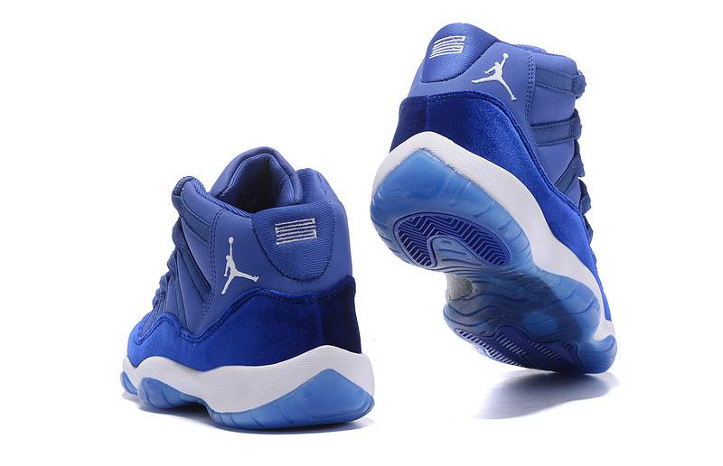 Những thông tin cần biết về sản phẩm đình đám Jordan 11 Blue