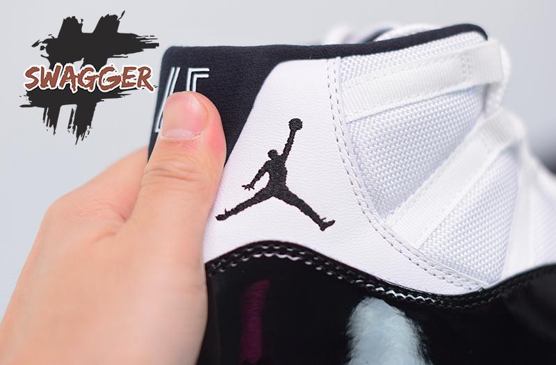 Giày Nike Air Jordan 11 Concord Pk God Factory
