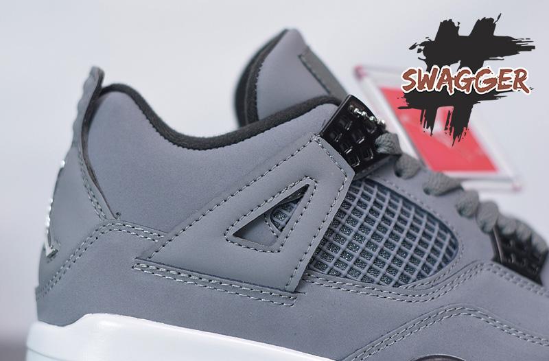 Nếu bạn đang đọc bài viết này vì muốn tìm hiểu một số thông tin của đôi giày Jordan 4 cool grey thì bạn đã tìm đúng nơi rồi đó!