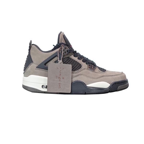 Giày Nike Air Jordan 4 Travis Scott Olive Sample Pk God Factory