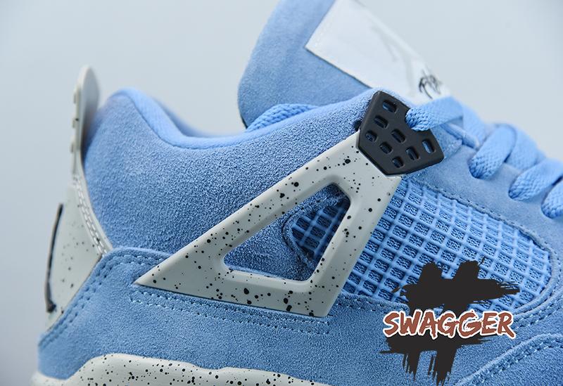 Giày Nike Air Jordan 4University Blue Pk god factory