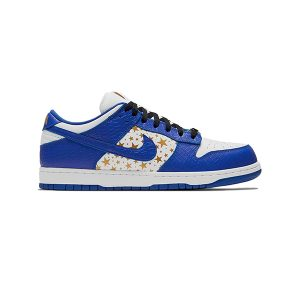 Giày Nike Sb Dunk Supreme Stars Hyper Royal 2021 Pk God Factory