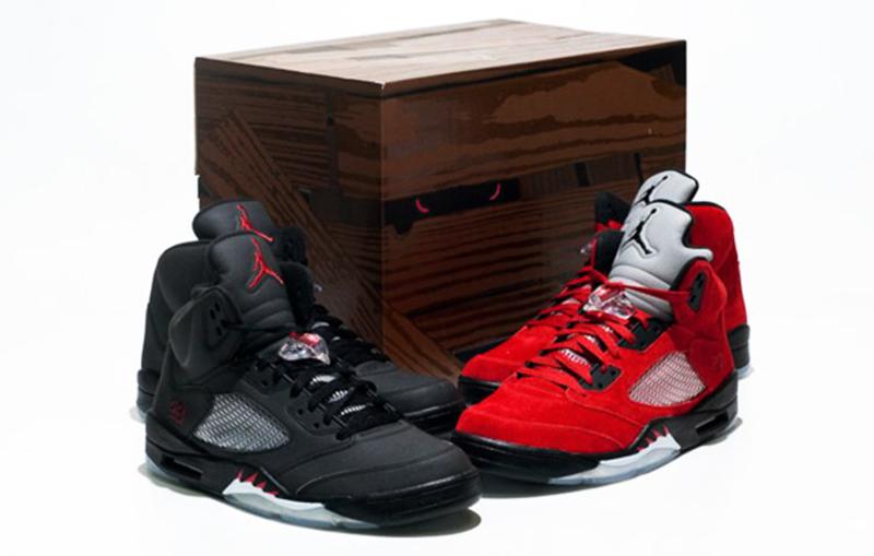 Thông Tin Chi Tiết Giày Nike Air Jordan 5 Raging Bull 2021