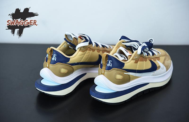 Giày Nike Sacai Vaporwaffle Sesame Pk God Factory