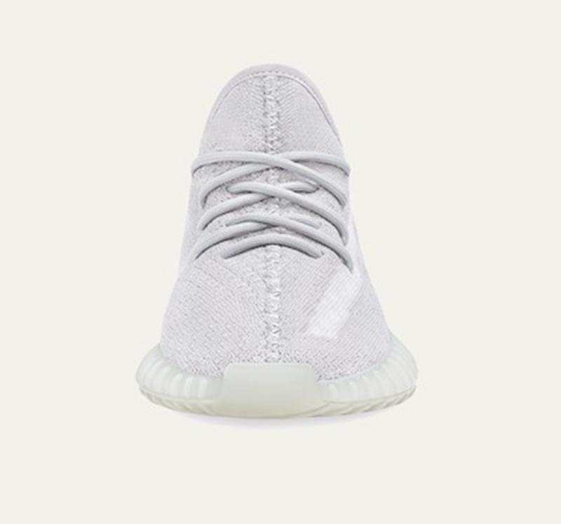 Giày Adidas Yeezy 350Light 2021 Phát Sáng Trong Ánh Sáng Tím