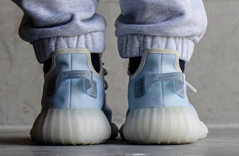 Thông Tin Mới Nhất Về Đôi Giày Adidas Yeezy 350 V2 Mono Ice