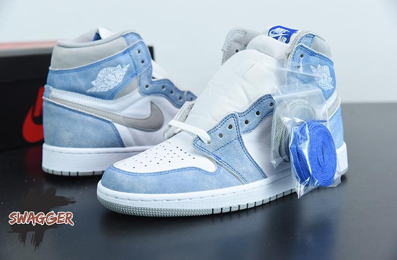 Giày Nike Air Jordan 1 Hyper Royal Pk God Factory