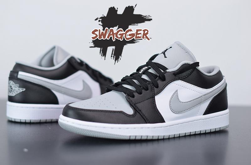 Giày Nike Air Jordan 1 Low Shadow Pk God Factory