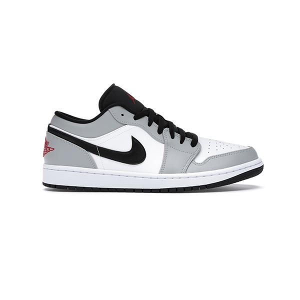 Giày Nike Air Jordan 1 Low Smoke Grey Pk God Factory