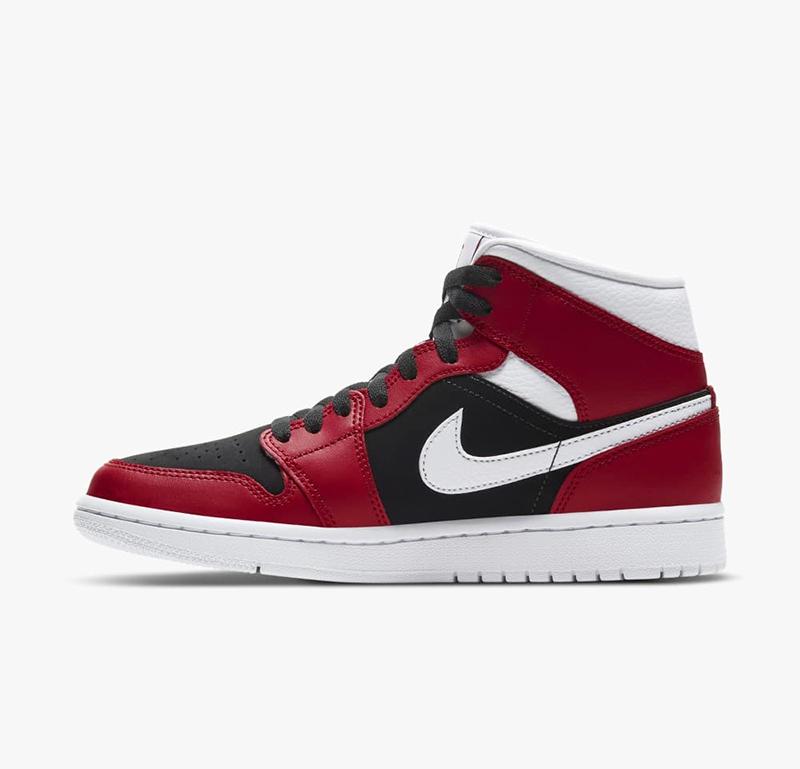 Giày Nike Air Jordan 1 Mid Gym Red Chính Hãng Giá Bao Nhiêu