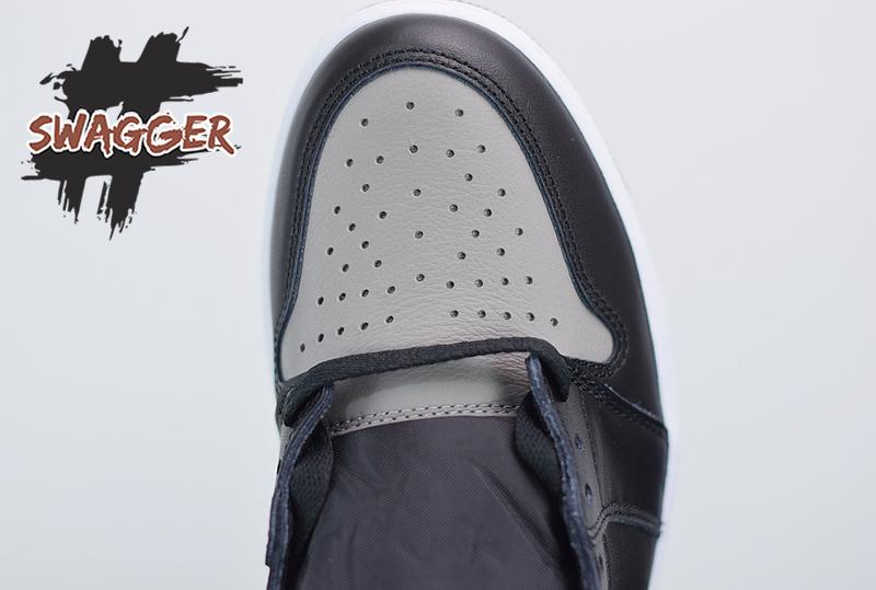 Giày Nike Air Jordan 1 Shadow 2018 Pk God Factory