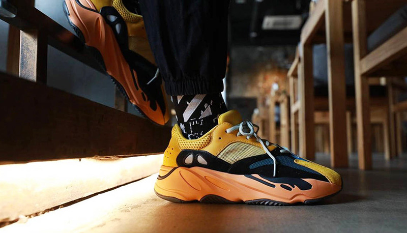 Giày Adidas Yeezy 700 Sun Pk God Factory