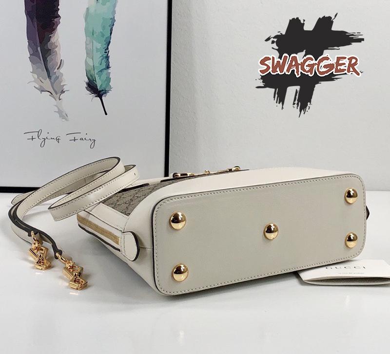 Túi Gucci Horsebit 1955 Mini Top Handle Bag Like Authentic