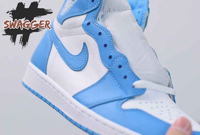 Giày Nike Air Jordan 1 Retro UNC Pk God Factory
