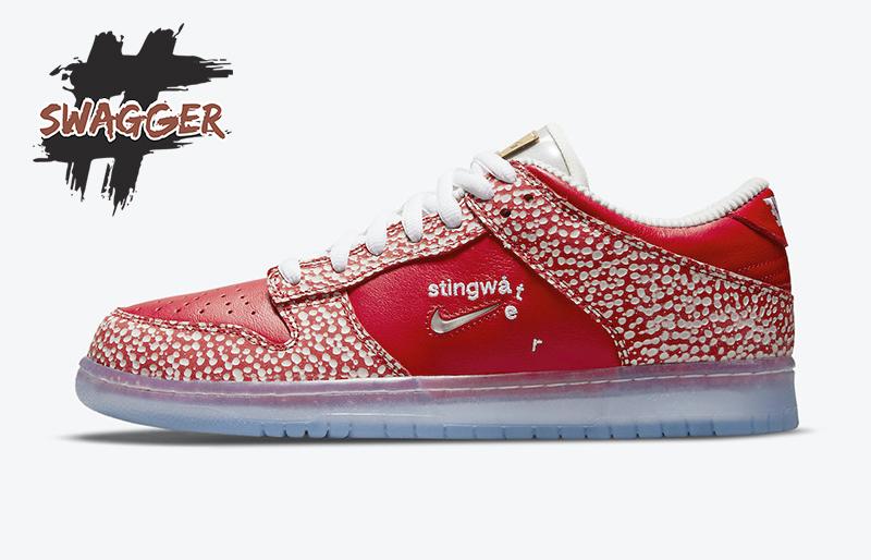 Giày Nike Sb Dunk Stingwater Magic Mushroom Pk God Factory