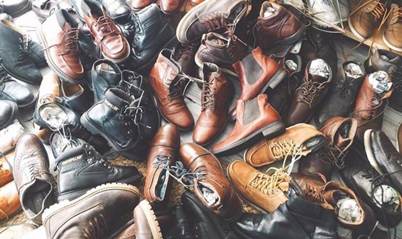 Giày Secondhand Là Gì? Có nên dùng giày secondhand không?