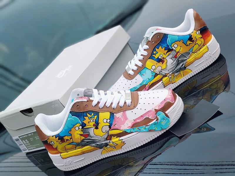 Custom giày có giặt được giặt hay không ? Cách Customgiày tại nhà